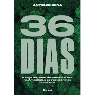 Livro 36 Dias - Sena - Buzz