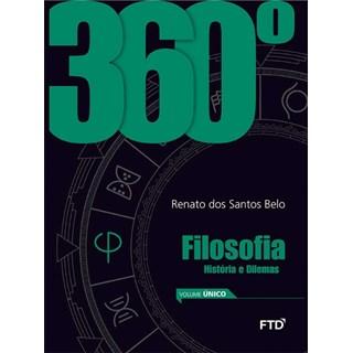 Livro - 360° Filosofia EM - Belo - FTD
