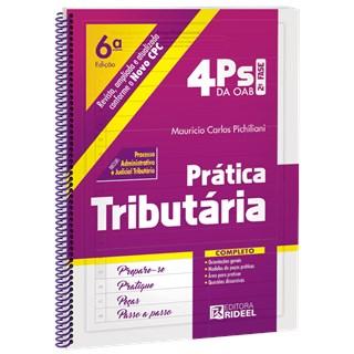 Livro - 4PS da OAB - Prática Tributária -  Pichiliani