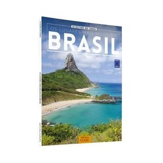 Livro - 50 Destinos dos Sonhos: Os Lugares Mais Belos do Brasil 1 - EDITORA EUROPA 1º edição