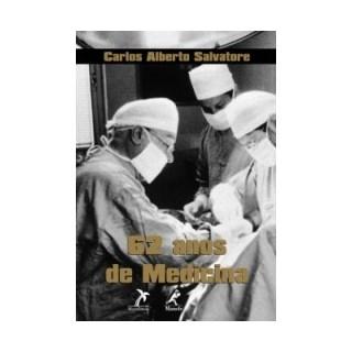 Livro - 62 Anos de Medicina - Salvatore UL