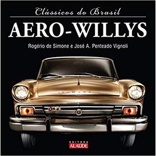 Livro _ Aero-Willis - Coleção Clássicos do Brasil