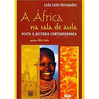 Livro - A África na Sala de Aula - Hernandez - Summus