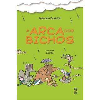 Livro -  A Arca dos Bichos - Duarte - Panda Books