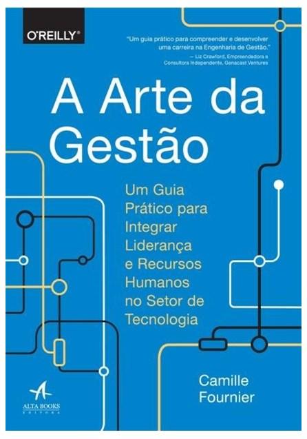 Livro - A Arte da Gestão - Fournier