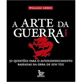 Livro - A Arte da Guerra - Green - Baralho