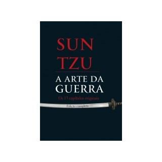 Livro - A Arte da Guerra - Os 13 Capítulos Originais - Tzu