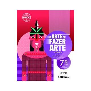 Livro - A arte de fazer arte - 7º ano - Haddad 5º edição