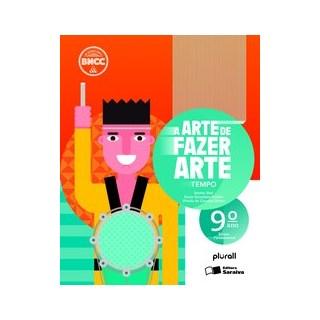 Livro - A arte de fazer arte - 9º ano - Haddad 5º edição