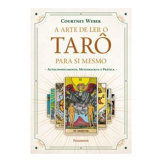 Livro - A Arte de Ler o Tarô para Si Mesmo - Weber 1º edição