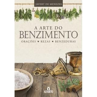 Livro - A Arte do Benzimento - Menezes