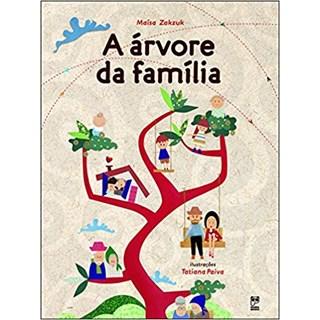 Livro - A Árvore da Família - Zakzuk