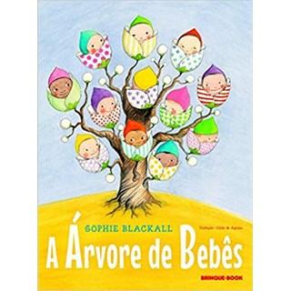 Livro - A Árvore de Bebês - Blackall