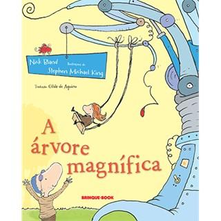 Livro - A Árvore Magnífica - Bland
