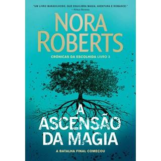 Livro A Ascensão da Magia - Roberts - Arqueiro