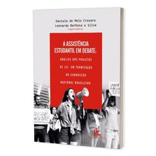 Livro - A Assistência Estudantil em Debate - Crosara - Brazil Publishing