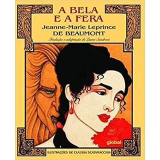 Livro - A Bela e a Fera - Beaumont - Global