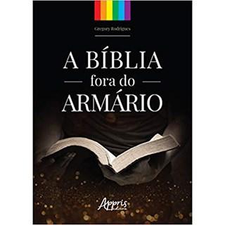 Livro - A Bíblia Fora do Armário - Souza