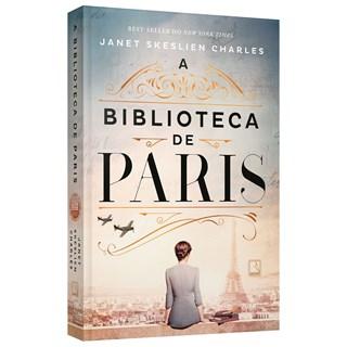 Livro A biblioteca de Paris - Charles - Record - Pré-Venda