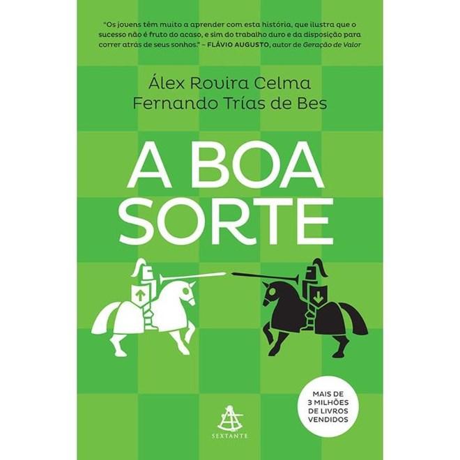 Livro - A Boa Sorte - Celma
