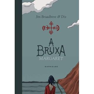 Livro A Bruxa Margaret - Broadbent - Darkside