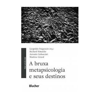 Livro - A Bruxa Metapsicologia e seus Destinos - Fulgencio