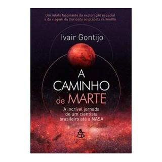 Livro - A Caminho de Marte - Gontijo - Sextante
