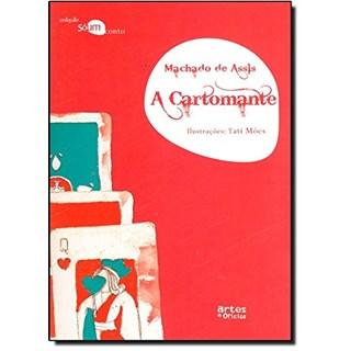 Livro - A Cartomante - Machado de Assis - Artes e Ofícios