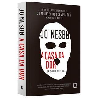 Livro A Casa da Dor - Nesbø - Record - Pré-Venda
