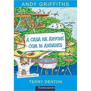 Livro - A Casa Na Árvore Com 26 Andares - Griffiths - Fundamento