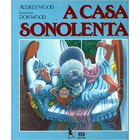 Livro - A Casa Sonolenta - Wood