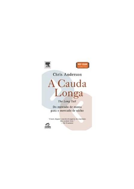 Livro - A Cauda Longa - Anderson