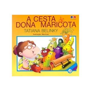 Livro - A Cesta da Dona Maricota - Tatiana Belinky