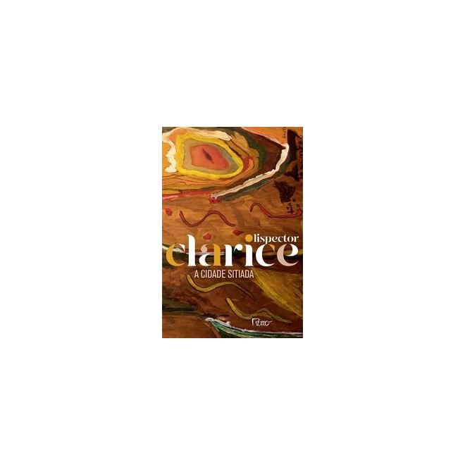 Livro - A Cidade Sitiada (EDIÇÃO COMEMORATIVA) - Lispector 1º edição