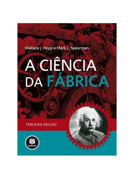 Livro - A Ciência da Fabrica - Hopp