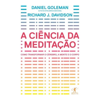 Livro - A Ciência da Meditação - Goleman