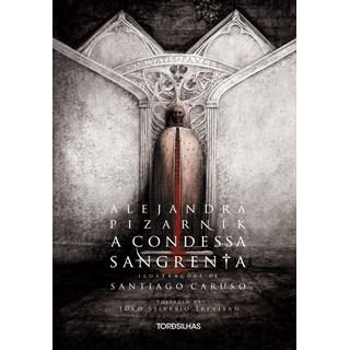 Livro A Condessa Sangrenta - Pizarnik - Tordesilhas