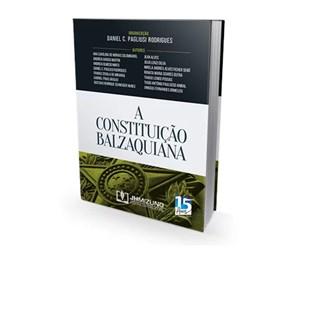Livro - A Constituição Balzaquiana - Colombarol