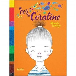 Livro - A Cor de Coraline - Rampazo