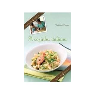Livro - A Cozinha Italiana - Rizzo