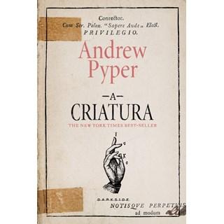 Livro - A Criatura - Pyper - Darkside