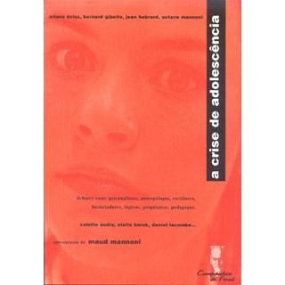 Livro - A Crise de Adolescência - Deluz