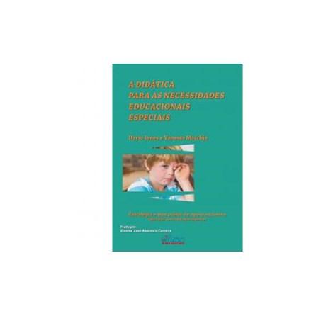 Livro - A Didática para as Necessidades Educacionais Especiais - Macchia