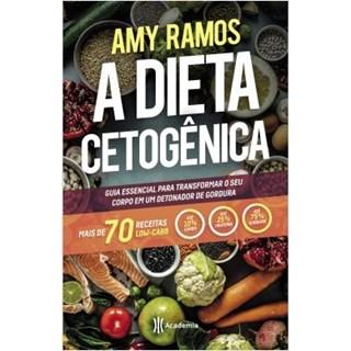 Livro - A Dieta Cetogênica - Ramos - Planeta