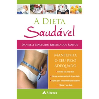 Livro - A Dieta Saudável - Santos