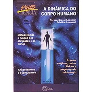 Livro - A Dinâmico do Corpo Humano - Atual