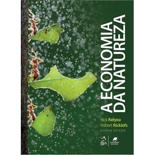 Livro A Economia da Natureza - Ricklefs - Guanabara