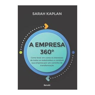 Livro - A Empresa 360° - Kaplan 1º edição