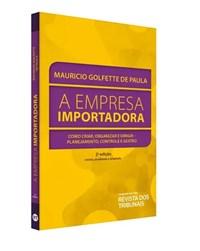 Livro A Empresa Importadora Paula