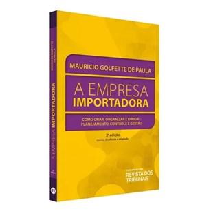Livro - A Empresa Importadora - Paula